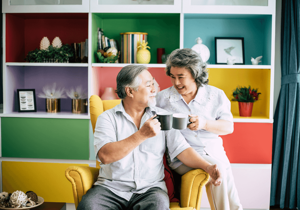 The Colors You Should Use in A Retirement Community | Rising Star Properties