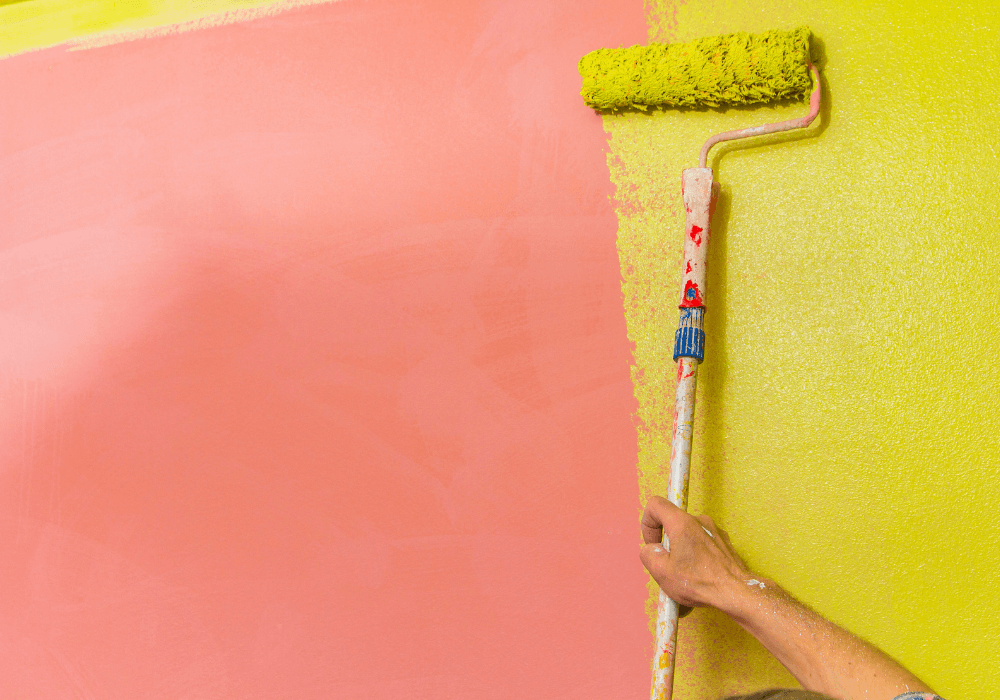 When Is It Time to Repaint Your Interior Spaces | Rising Star Properties