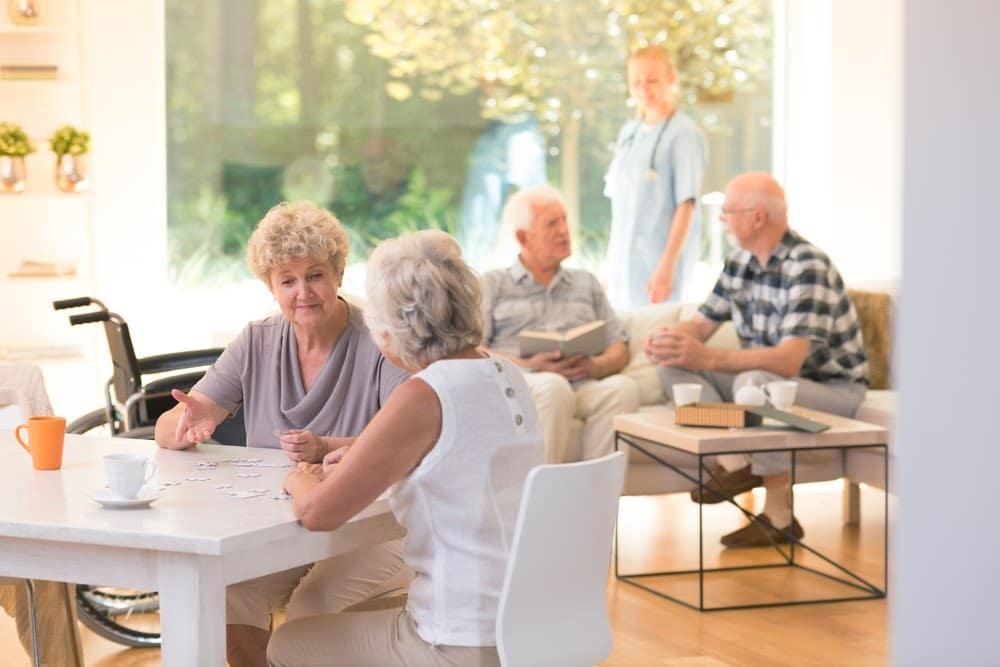 Placing Multipurpose Spaces for Resident Sociability | Rising Star Properties