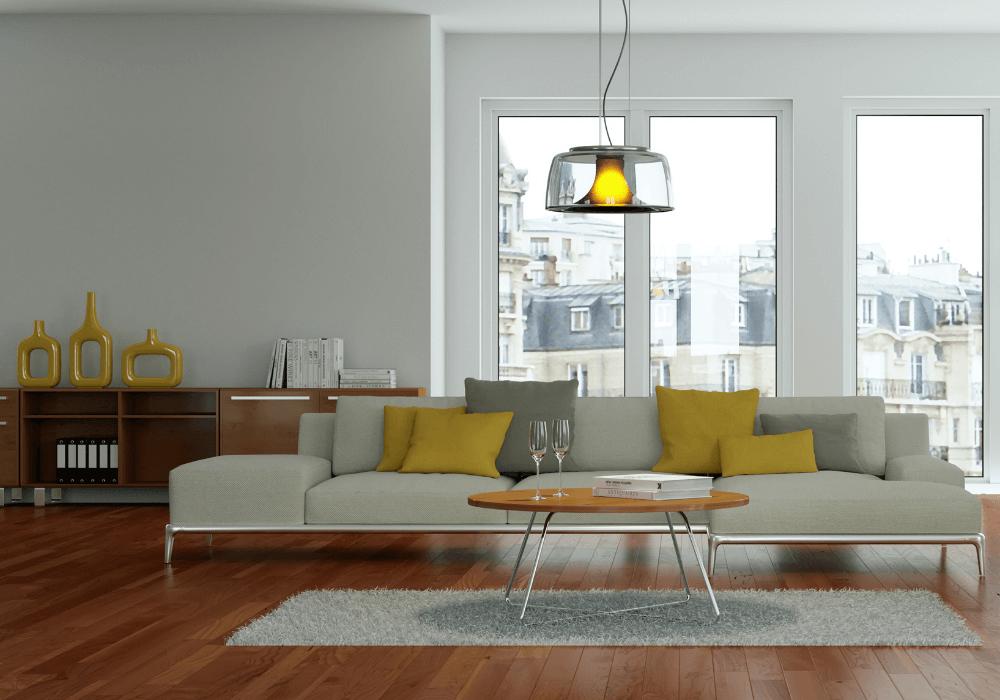 Yellow And Grey Palette Senior Living Design | Rising Star Properties