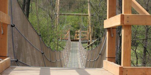 Hangbrug Ourthe