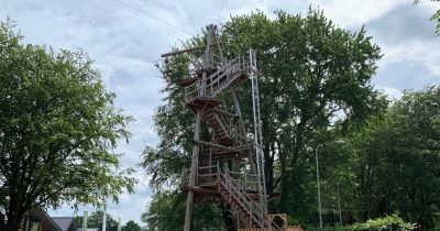 Tipi tower Harderwijk