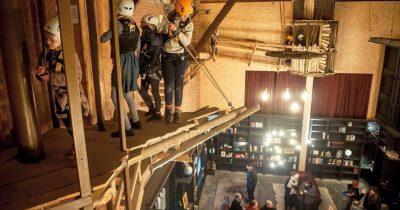 Indoor klimmen Intense Activities