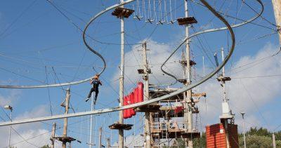 Zipline Rollercoaster Rotterdam