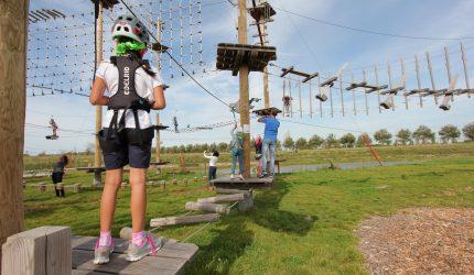 Oefenparcours Klimpark21