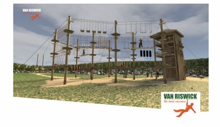 Van Riswick adventure park design
