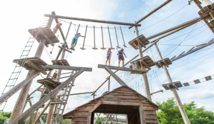 Adventure valley landgraaf klimpark overzicht