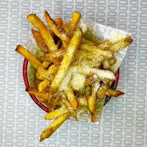 Truffle Parmesan Chips