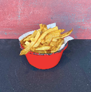Rosemary Salted Chips (ve)