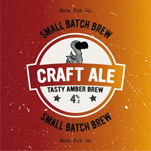 Pint Craft Ale