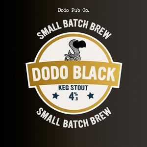 Pint Dodo Black