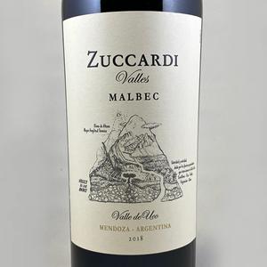 Zuccardi Valles Malbec