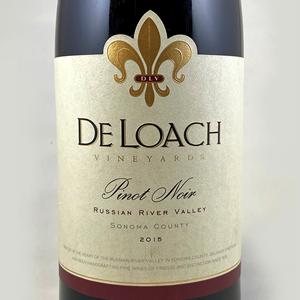 De Loach Pinot Noir