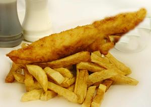 Lg Cod & Chips
