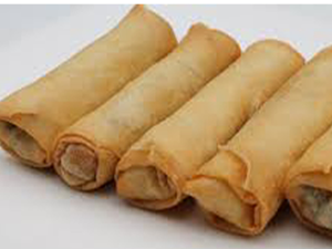 Chinese/Curry Roll