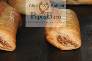 Vegan Style sausage roll