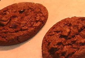DoubleChoc Cookie