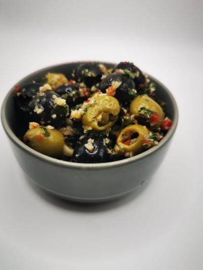 Mixed Olives (V)