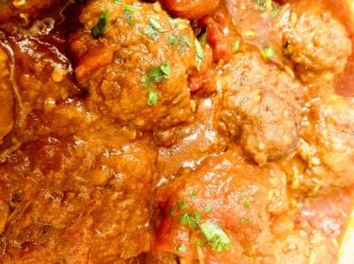 Beef & Pork Meatballs