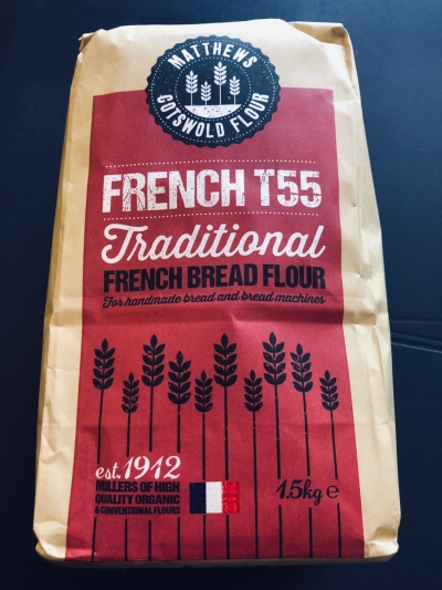 T55 Traditional French Bread flour
