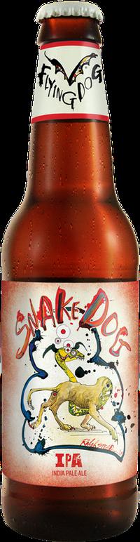 Flying Dog Snake Dog IPA 7.1% 355ml