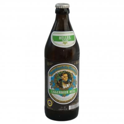 Augustiner Helles Lager 500ml 5.2%