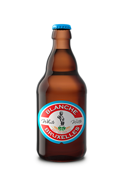 Blanche Bruxelles White Beer 330ml 4.5%
