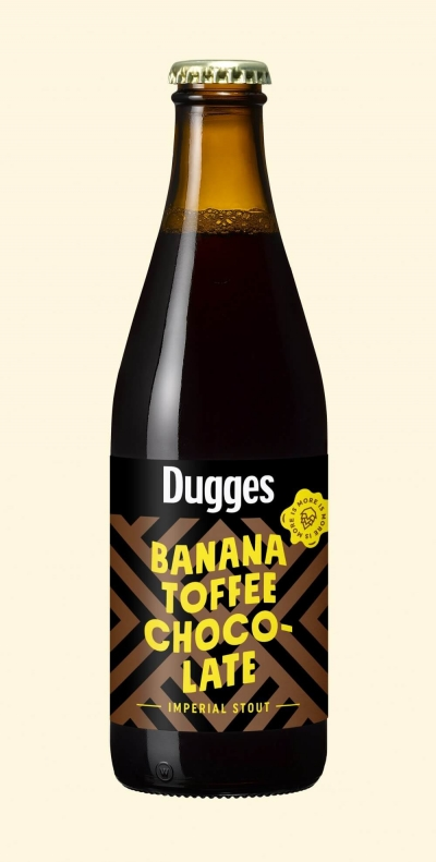 Dugges Banana Toffee Chocolate Imperial Stout 11.5% 330ml