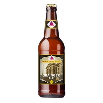 Hadrian Border Grainger Ale