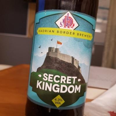 Hadrian Border Secret Kingdom