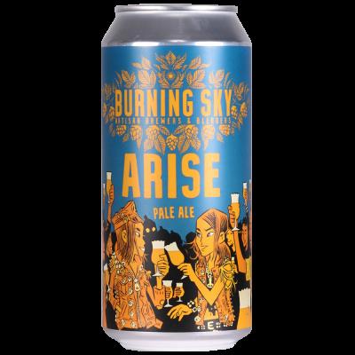 Burning Sky Arise 440ml 4.4%