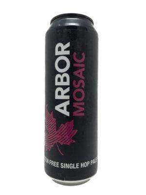 Arbor Mosaic Pale Ale 568ml 4%