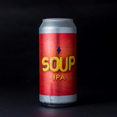 Garage Beer Soup NEIPA 6% 440ml