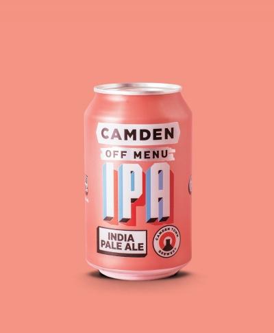 Camden Off Menu IPA 330ml 5.8%