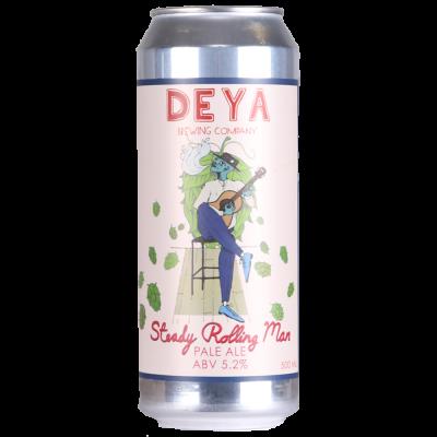 Deya Steady Rolling Man Pale Ale 500ml 5.2%
