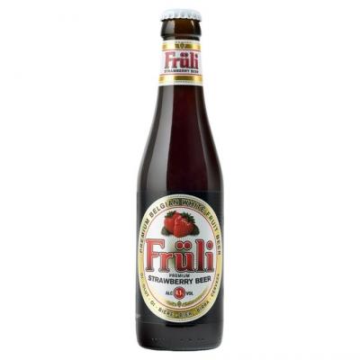 Fruli Strawberry 330ml 4.1%