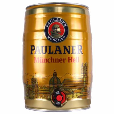 Paulaner Helles Mini Keg 5 litre