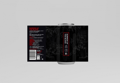 Wylam Summon Up The Blood Coconut Vanilla Imperial Stout 13.5%