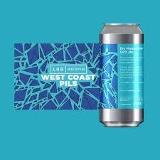 Left Handed Giant Brewpub West Coast Pils 5.0% 440ml