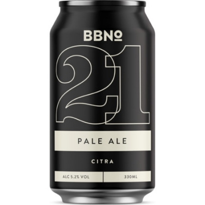 Brew by Numbers 21 Pale Ale 4.8%