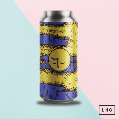 Left Handed Giant Just When Hazy IPA 6.6% 440ml