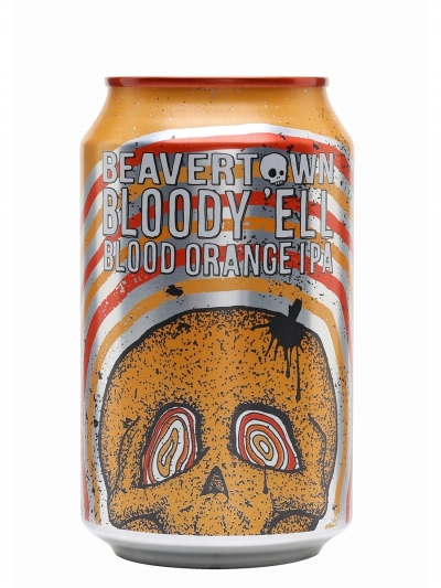 Beavertown Bloody 'Ell Blood Orange IPA 5.5% 330ml