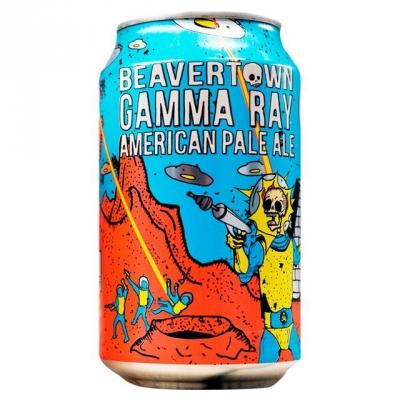 Beavertown Gamma Ray American Pale Ale 5.4% 330ml