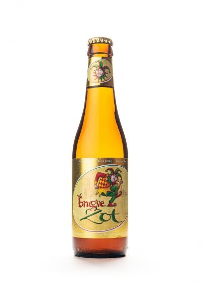 brugse zot  Blonde 6% Belgium