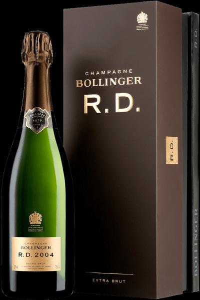 Bollinger R.D 2004 7cl Gift Box