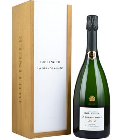Bollinger Grande Annee 2012 Gift Box 70cl