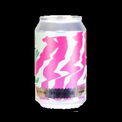 Lervig Spiked Seltzer Raspberry 330ml 4.7%