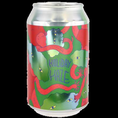 Lervig Holiday Haze Pale Ale 330ml 4.7%