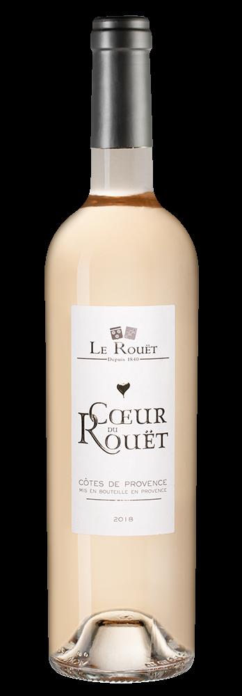 Coeur Du Rouet Cotes Provence  2018 75cl