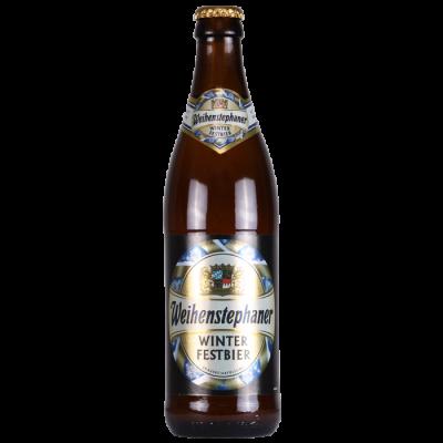 Weihenstephaner Winter Festbier 500ml 5.8%